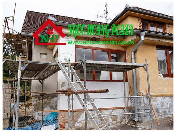 Sửa chữa nhà cũ tại quận 1