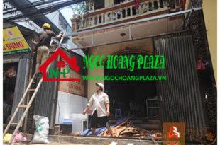 Sửa chữa nhà cũ tại quận thủ đức
