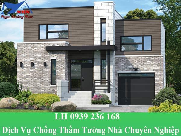 Dịch vụ chống thấm tường nhà tại TPHCM chuyên nghiệp