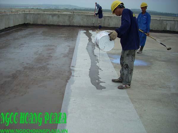 Thợ chống thấm tại TP HCM