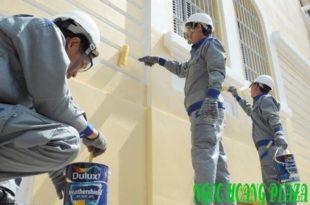 Thợ sơn nhà tại quận 4 TP HCM