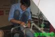 Thợ sửa máy bơm nước ngày tết tại TP HCM