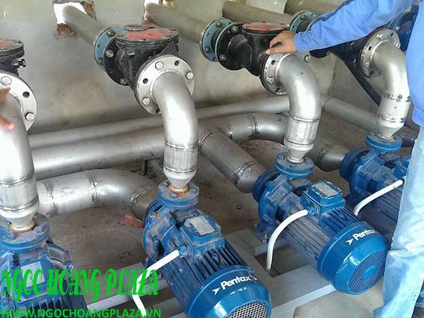Thợ sửa máy bơm nước tại quận phú nhuận