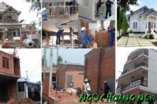 Sửa chữa nhà cũ tại quận 6 giá rẻ