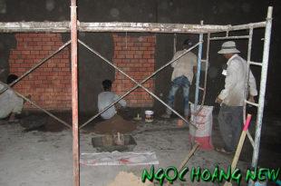 Sửa chữa nhà cũ tại quận tân phú giá rẻ