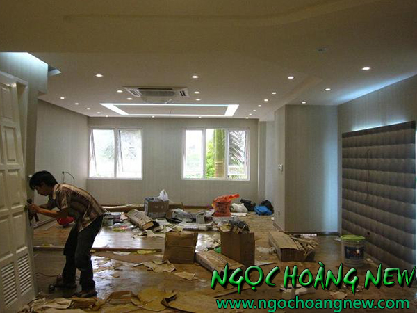 Sửa chữa nhà tại quận 3 tphcm giá rẻ