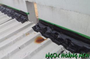 Thợ chống dột mái tôn tại quận 5 TP HCM