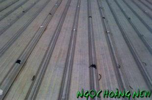Thợ chống dột mái tôn tại quận phú nhuận TP HCM