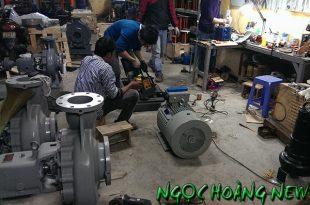 Sửa chữa máy bơm nước tại huyện bình chánh