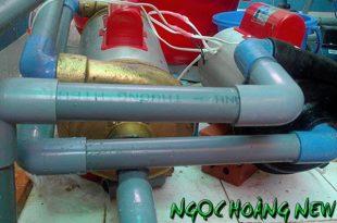 Thợ sửa máy bơm nước tại huyện củ chi