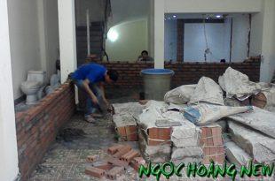 Sửa chữa nhà tại huyện bình chánh