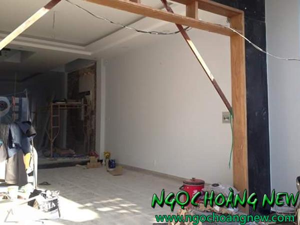 Sửa chữa nhà tại huyện hóc môn giá rẻ
