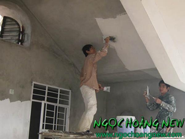 Sửa chữa nhà tại quận 10 chuyên nghiệp