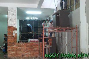 Sửa chữa nhà tại quận 9 giá rẻ