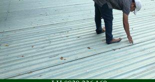 Thợ chống dột mái tôn tại bình dương chuyên nghiệp