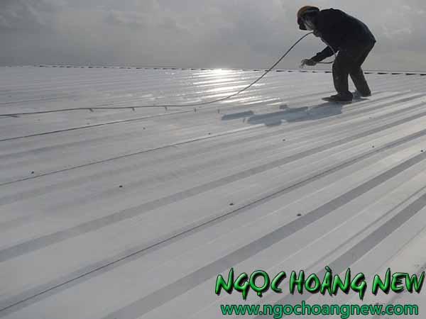 Thợ chống dột mái tôn tại huyện nhà bè