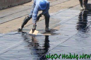 Thợ chống thấm tại huyện bình chánh
