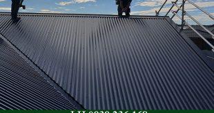 Thợ làm mái tôn tại quận 8 trọn gói