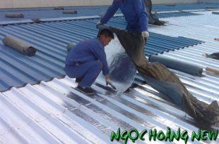 Thợ làm mái tôn tại quận tân phú