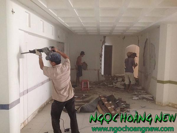 Thi công sửa nhà đón tết trọn gói
