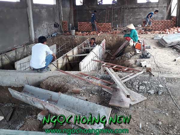 Dịch vụ xây dựng nhà phố và công trình dân dụng