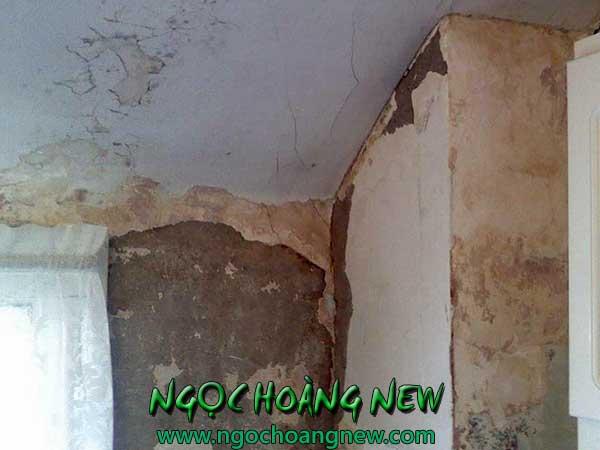 Những nguyên nhân cần phải sửa chữa nhà